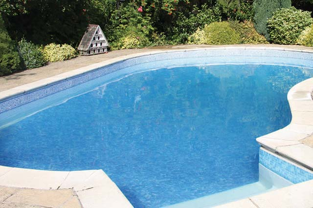 Block & Liner Pool