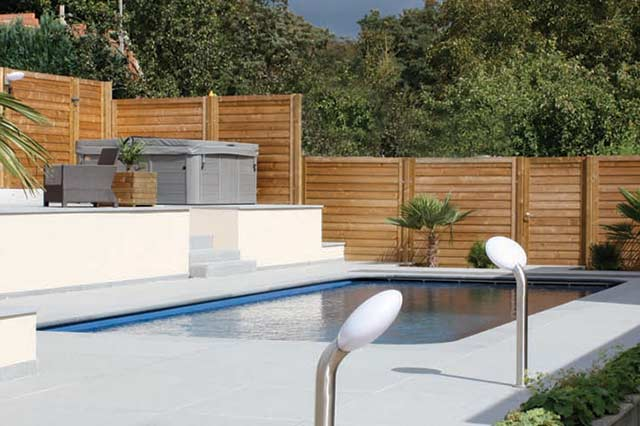 Fibre Glass Pool