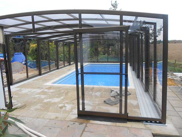 Pool build - Sutton Bridge (After): Image 2 of 5