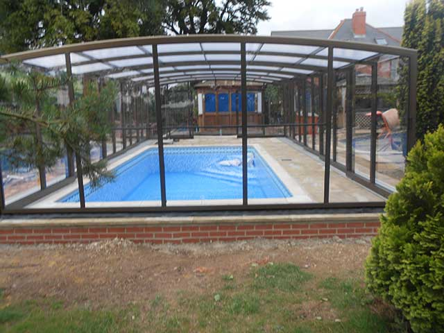 Pool build - Sutton Bridge (After): Image 4 of 5
