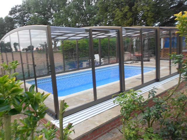Pool build - Sutton Bridge (After): Image 5 of 5