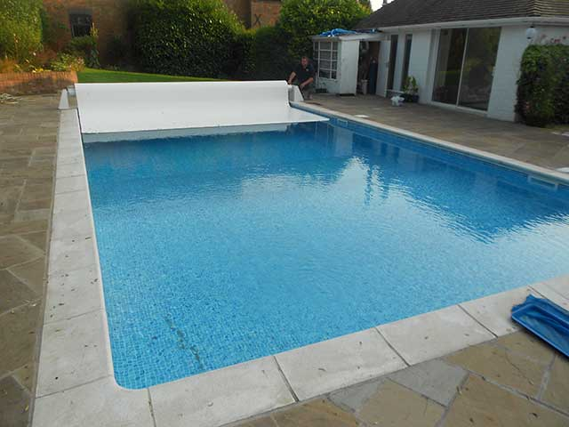 Pool refurbishment - Oakham (After): Image 1 of 5