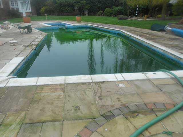 Pool refurbishment - Oakham (Before): Image 1 of 5