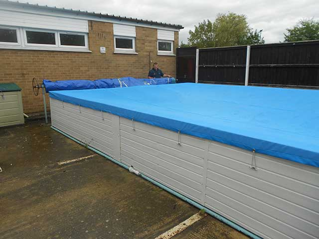 School pool - West Pinchbeck: Image 4 of 5